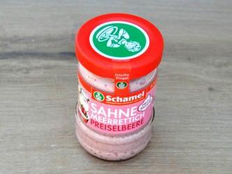 Schamels Preiselbeer-Sahne...