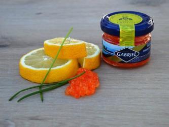 Forellenkaviar